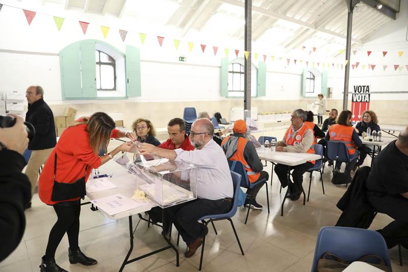 Gal SotoEscrutinioPlazas 6 - Los madrileños deciden que el Ayuntamiento remodele las 11 plazas de la consulta ciudadana