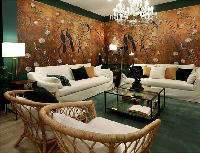 8 emblemáticos salones en un espacio único en Madrid