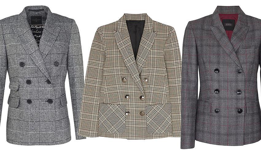 Tiendas de moda en Madrid: seis chaquetas de cuadros para noviembre