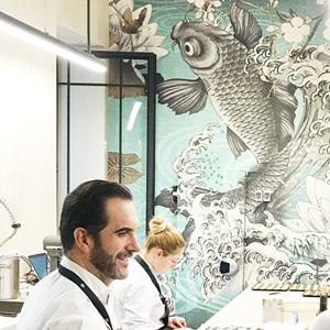 Los hermanos Sandoval inauguran restaurante en Madrid tras décadas de éxitos en Humanes
