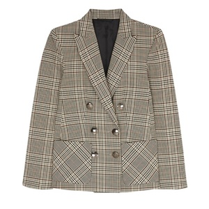 Seis chaquetas de cuadros para noviembre