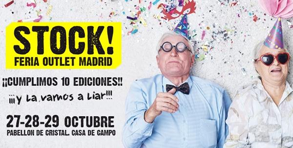 stock feria outlet madrid - Cuatro planes para disfrutar más de Madrid