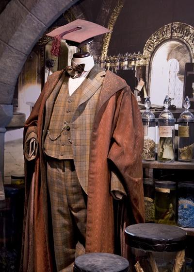 1 - Una súper exposición trae a Madrid el mundo de Harry Potter