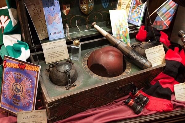 3 - Una súper exposición trae a Madrid el mundo de Harry Potter
