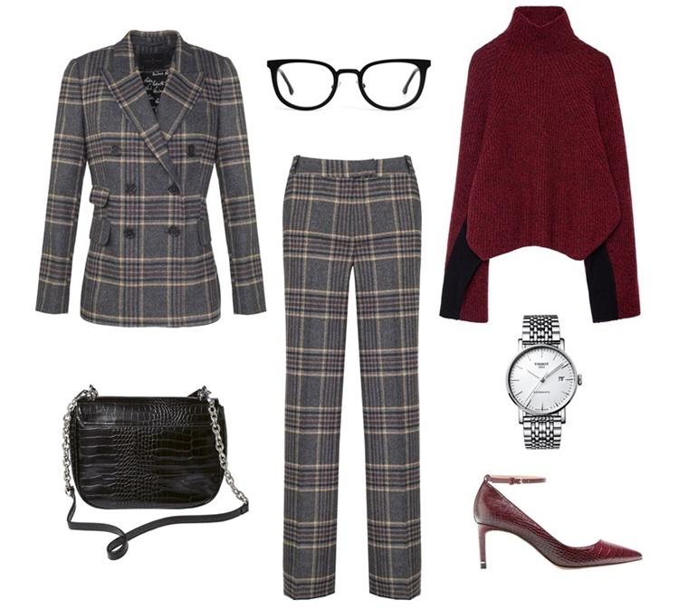 3s - Moda: cuatro looks en los que el pantalón es el protagonista