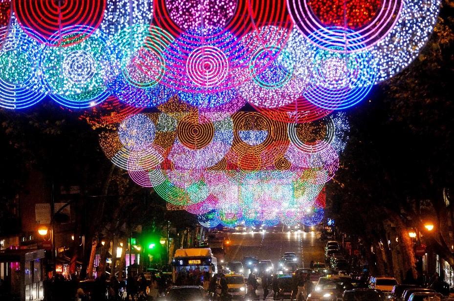 IluminacionNavidad17 - Iluminación de Navidad en Madrid