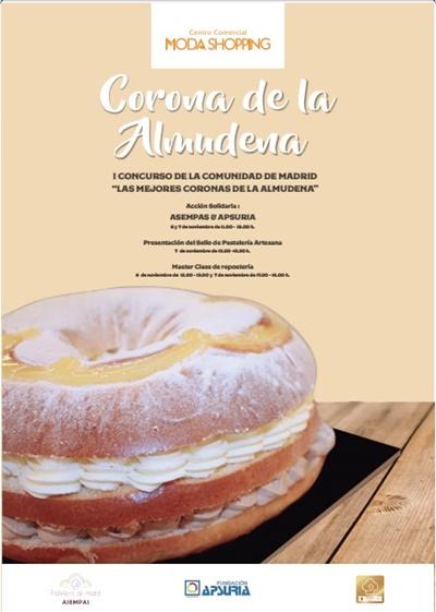 dentro web1 - I Concurso de la Comunidad de Madrid para seleccionar las mejores Coronas de la Almudena
