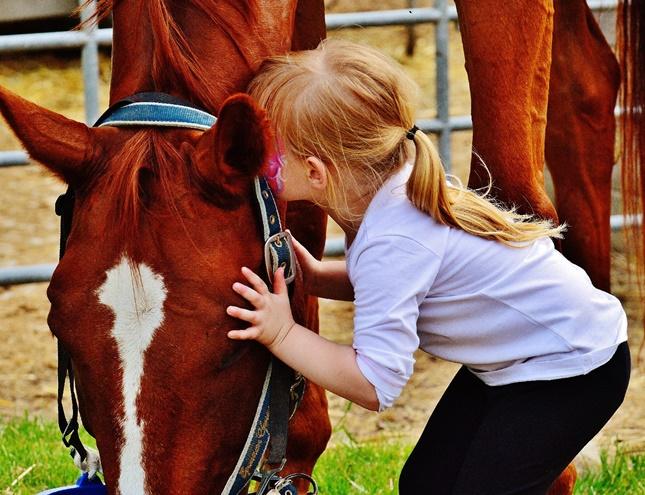 Bautismo hípico para los peques en Madrid Horse Week