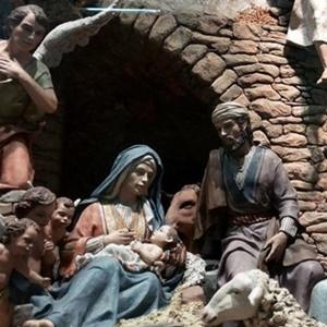 Ya es Navidad en el Ayuntamiento de Madrid