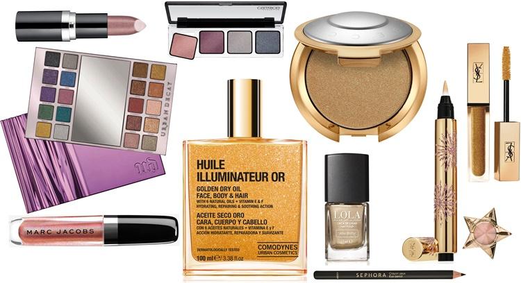 Aceite Seco Oro - ¿Tienes ya tu maquillaje de fiesta?