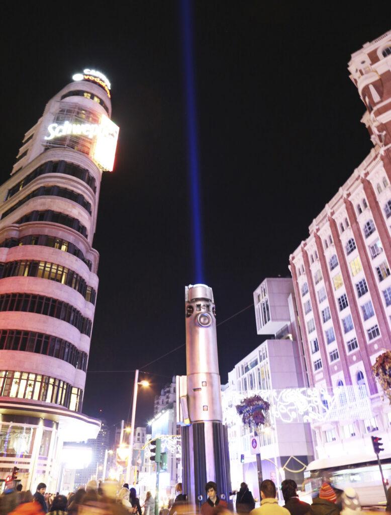 CALLAO 778x1024 - La mayor colección privada de La Guerra de las Galaxias se expone en Madrid