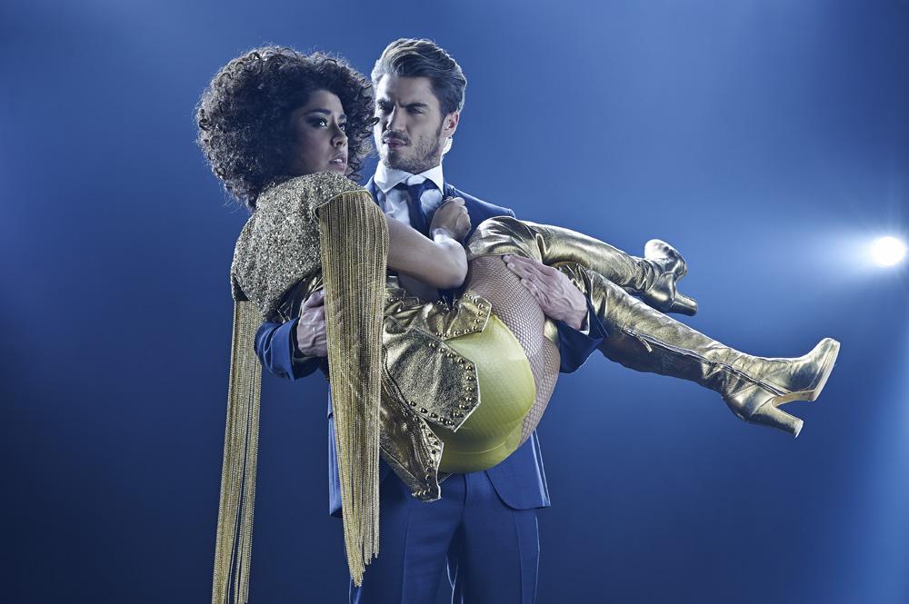 fela ok - La voz de Fela Domínguez es la protagonista del musical El Guardaespaldas