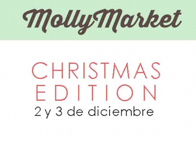 Este finde toca Molly Market