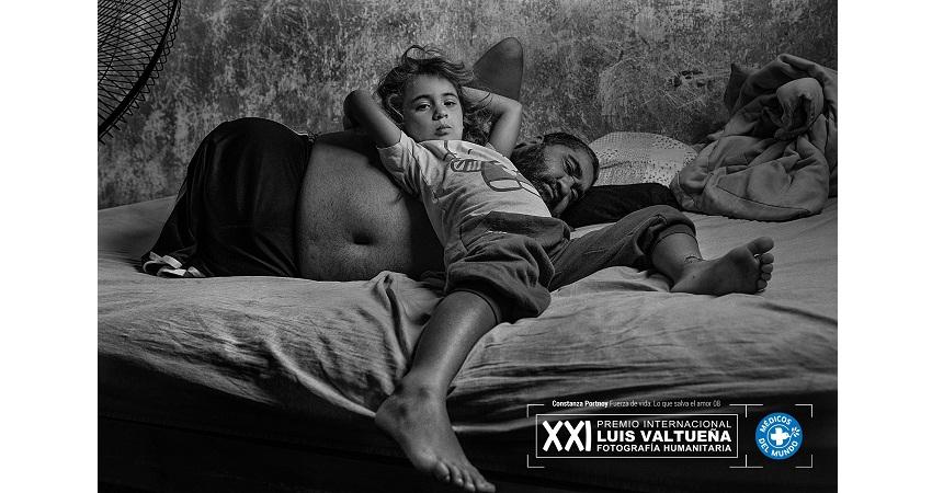 Constanza Portnoy web - XXI Premio Internacional de fotografía humanitaria Luis Valtueña
