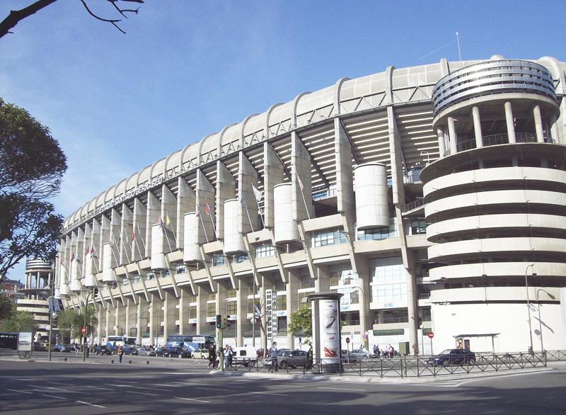 Estadio Santiago Bernabéu 08 - Aprobado el proyecto de integración del estadio Santiago Bernabéu en su entorno urbano
