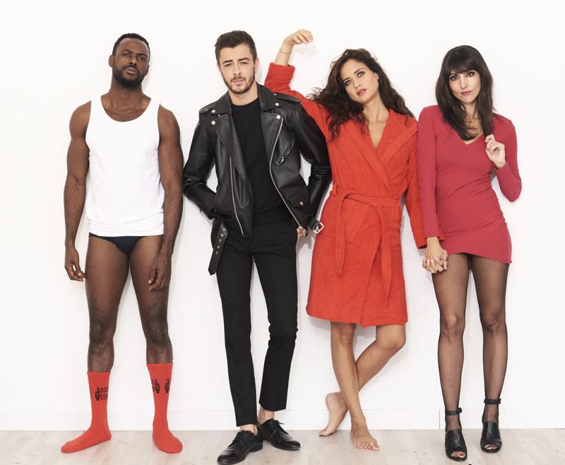 Foto grupo Cl°max - Climax, la comedia vital vuelve al Alfil
