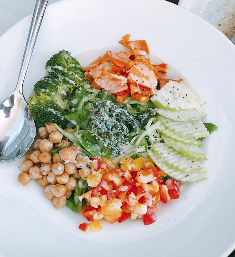 IMG 4943 - Restaurante Levél, rica cocina vegana para todos los públicos