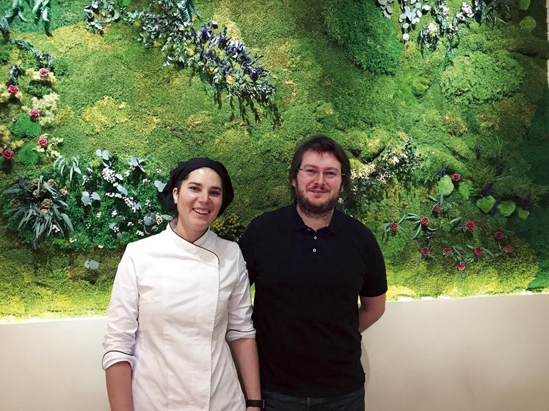 IMG 4951 - Restaurante Levél, rica cocina vegana para todos los públicos