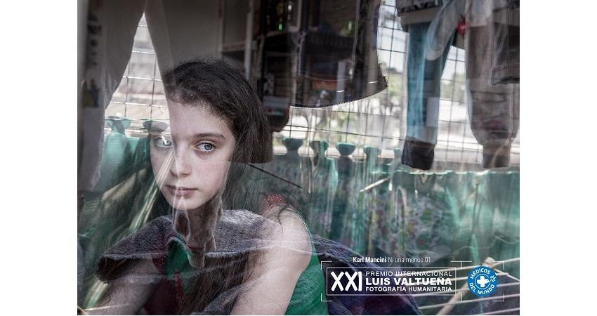 Karl Mancini web - XXI Premio Internacional de fotografía humanitaria Luis Valtueña