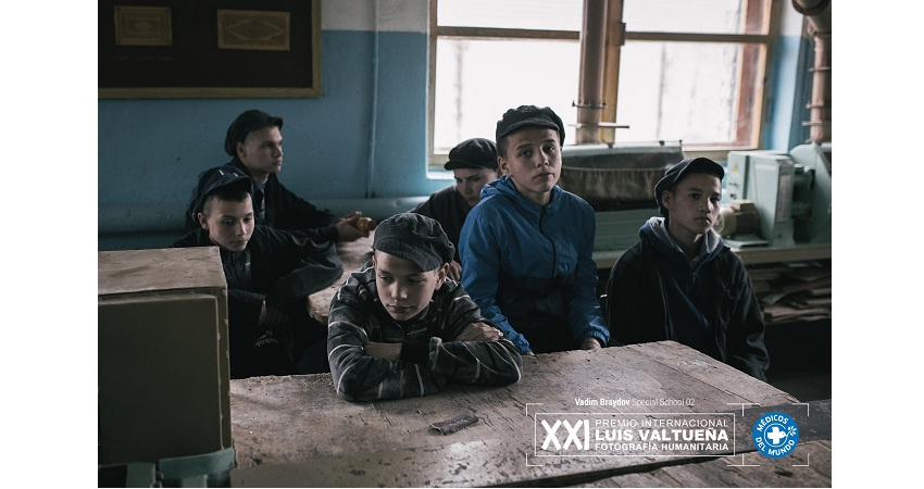 Vadim Braydov. Serie: Special School.
