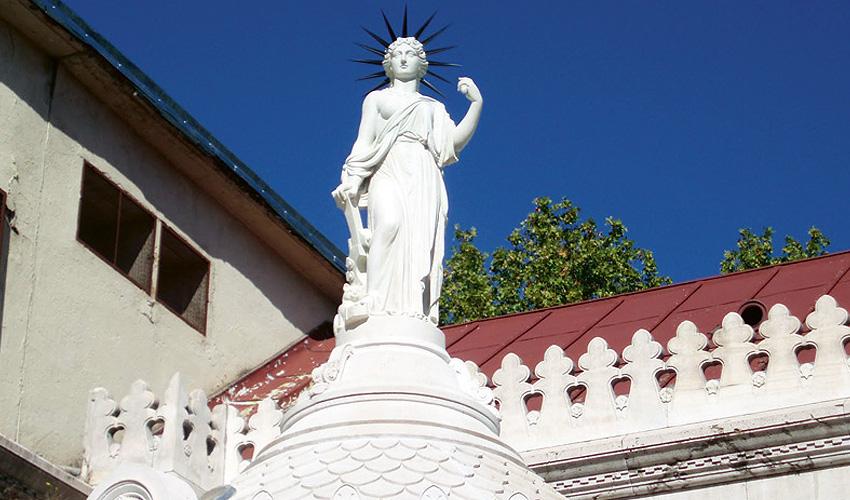 Madrid tiene dos Estatuas de la Libertad