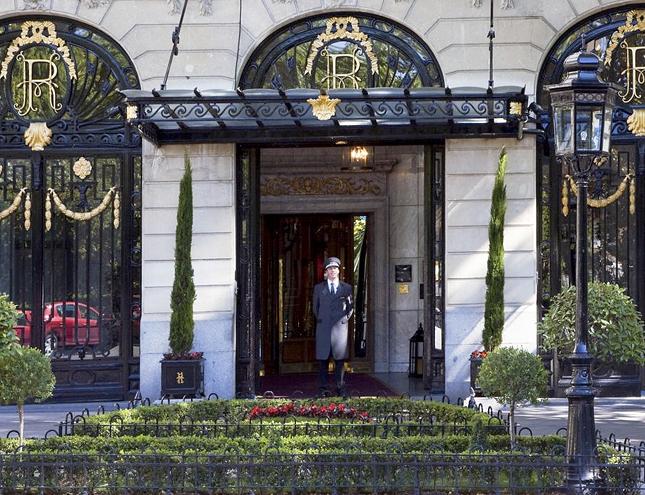 Cierra el Hotel Ritz de Madrid