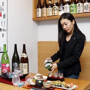El imperio del sake  tiene un lugar en Madrid