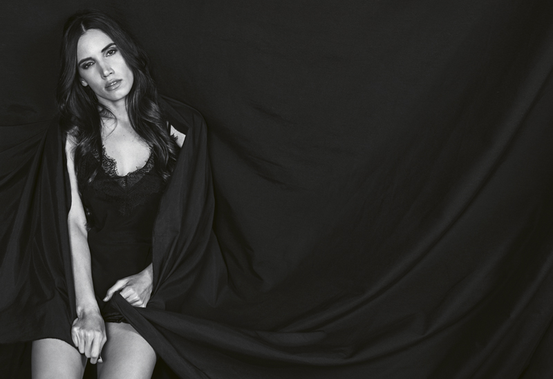 """top Mango IM13992c FINAL - India Martínez: """"Me gusta buscar y vivir experiencias para tener cosas que contar"""""""