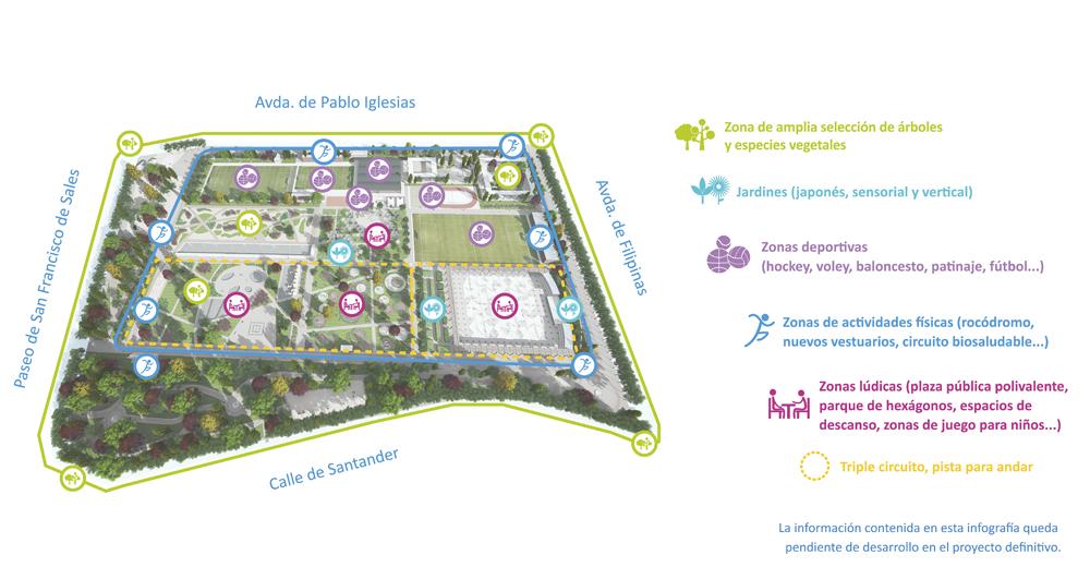 Infografia LR - El nuevo parque del Canal