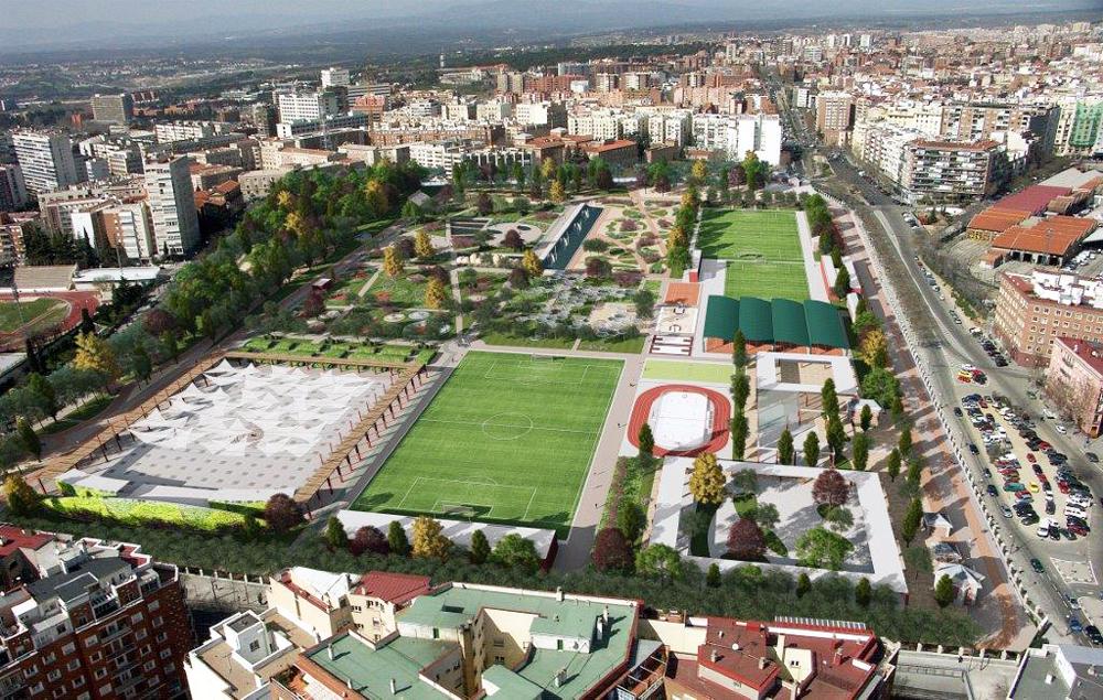 ParqueTercerDeposito 1 - El nuevo parque del Canal