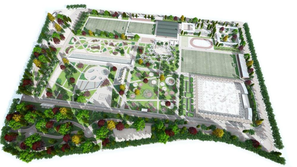 ParqueTercerDeposito 2 - El nuevo parque del Canal