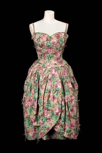 Rovira1954 Museo del Traje JPuig - Moda y arte, el tándem perfecto