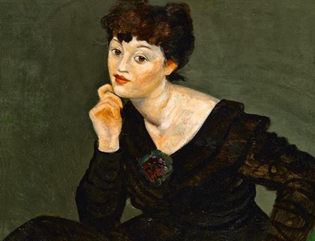 Derain, Balthus, Giacometti. Una amistad entre artistas, en Fundación Mapfre