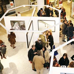 La feria de arte FLECHA inaugura el mes del arte en Madrid