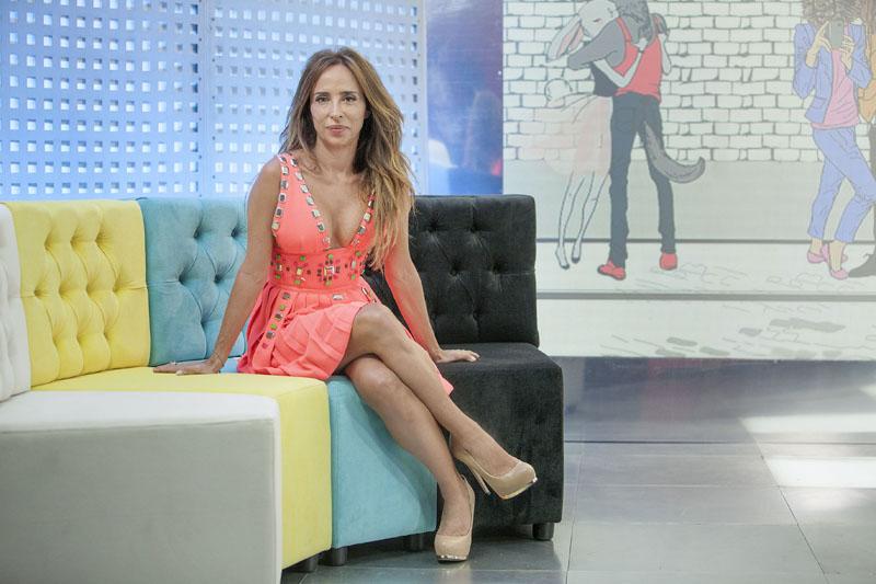 """mp - María Patiño: """"Soy más amiga del jardinero del personaje que del personaje"""""""
