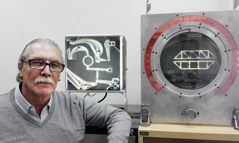 José Manuel Casteleiro Villalba, Doctor en Ingeniería Industrial.