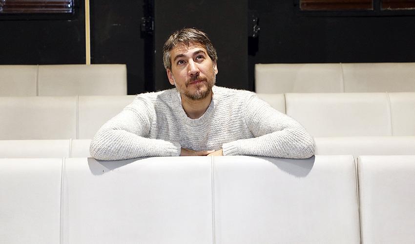 """Alberto Ammann: """"El teatro me atrapa más que ninguna otra cosa"""""""
