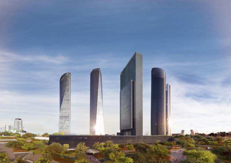 CALEIDO Vista Monforte de Lemos - Comienza a construirse la quinta torre