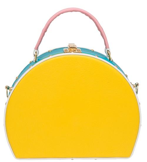c.p.v. Luis Negri - Moda: 10 bolsos amarillos para darle un poco de chispa a la vida