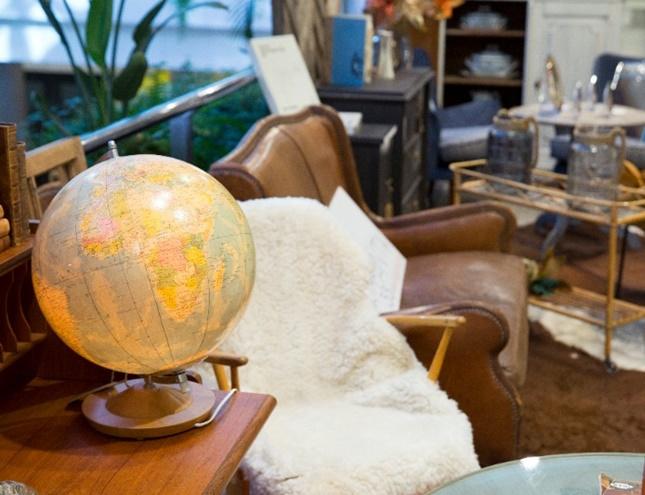Vuelve la Feria Antique and New Decó con talleres gratuitos y nuevos expositores