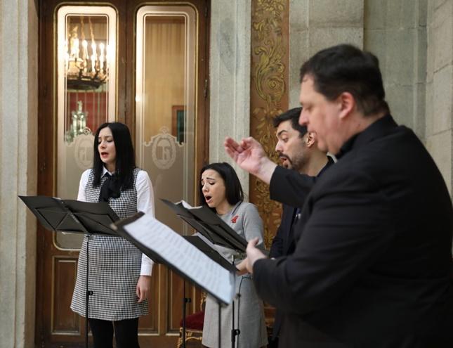 La música sacra acompañará la Semana Santa en Madrid
