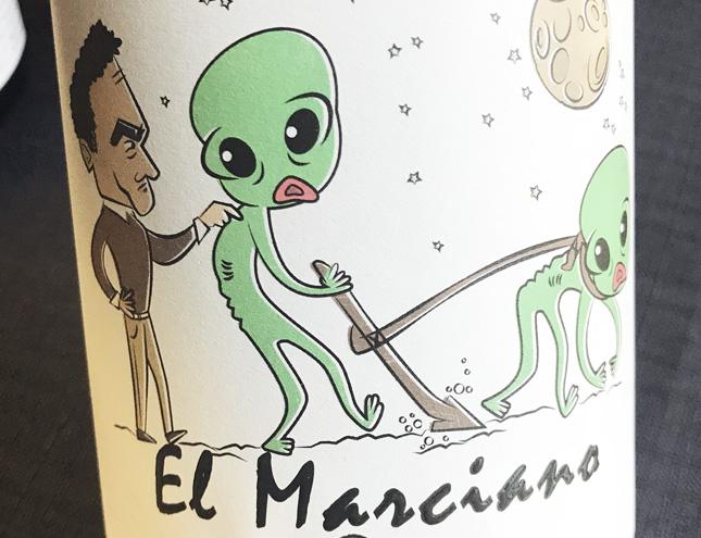 Encuentro de vinos radicales en Madrid