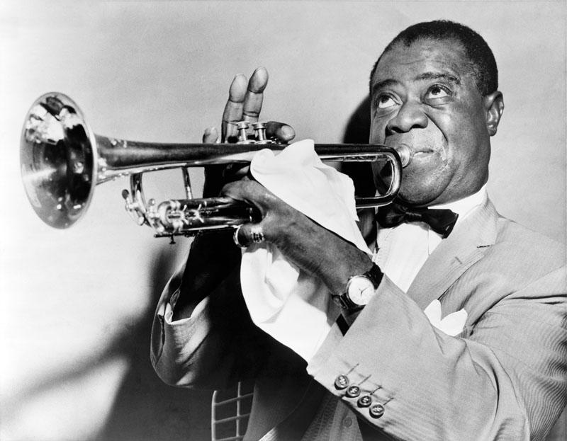 Louis Armstrong restored - El primer Día Internacional del Jazz toma la Plaza de Colón