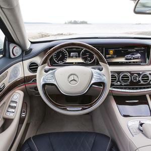 """Mercedes S 350 d """"Un primera clase sensacional"""""""
