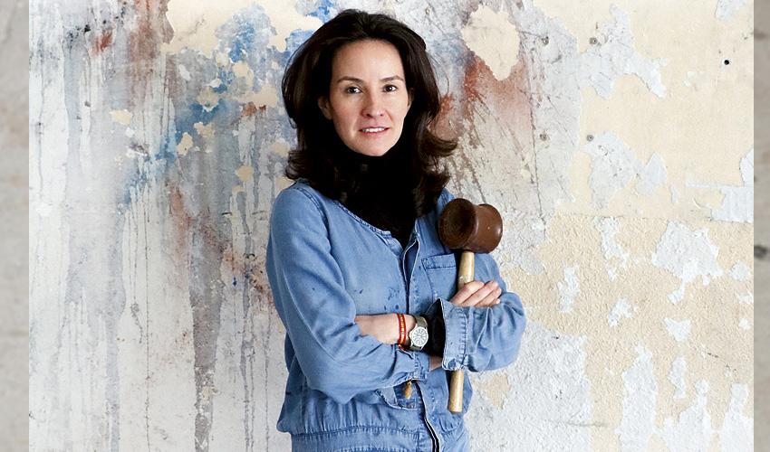 Arte. Cristina Avello. ¿Cómo sonaría el sueño de una mujer?