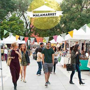 Malamarket y muchas sorpresas en las Fiestas del 2 de Mayo