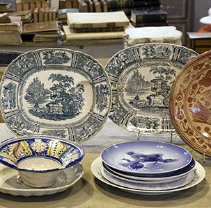 Feria de Antigüedades, Galerias de Arte y Coleccionismo