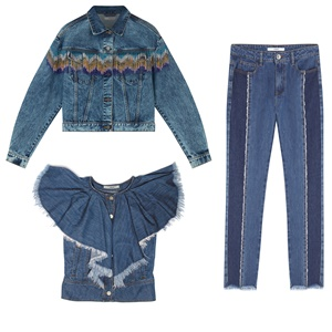 Primavera en denim