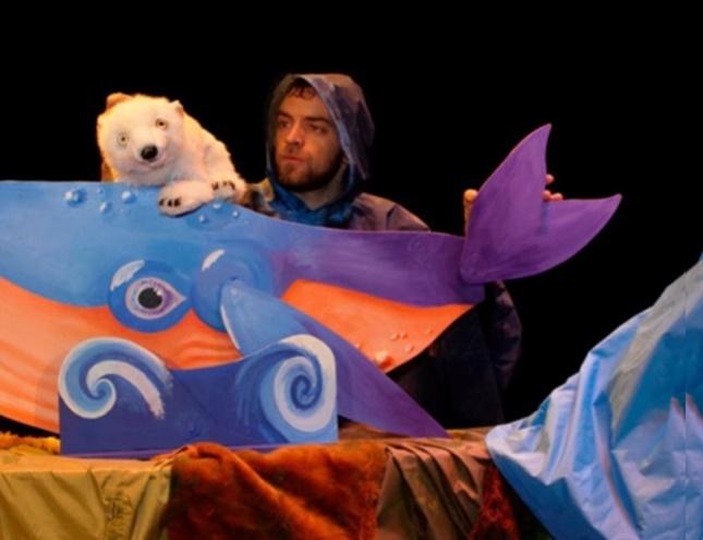 Títeres en el Teatro Municipal de Títeres de El Retiro