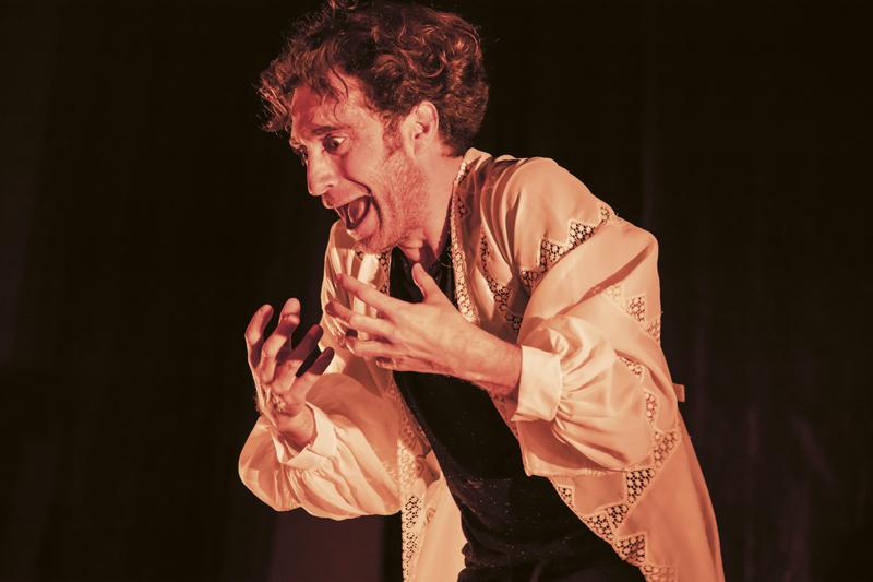 Todos los fines de semana de mayo en el Teatro de las culturas. Foto: Diego Conesa.